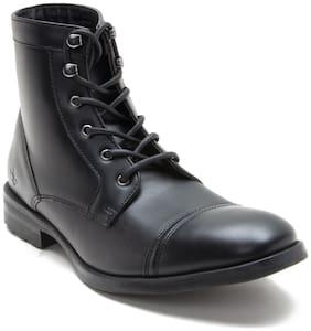 Bond Street Men's Black Chukka Boots