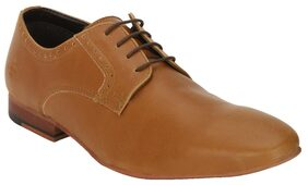 Bond Street Men Tan Formal Shoes - Bss0723