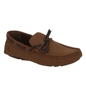 Bond Street By Red Tape Men Tan Loafers