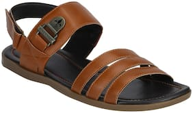 Bond Street By Red Tape Men Tan Sandals-RSP0553 TAN-7
