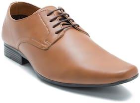 Bond Street Men Tan Formal Shoes - Bss0413