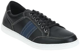 Bond Street By Red Tape Men Black Casual Shoes