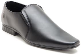 Bond Street Men Black Formal Shoes - Bss0151