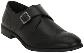 Bond Street Men Black Formal Shoes - Bss0991