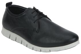 Bond Street By Red Tape Men Black Casual Shoes-BSS0471 BLK-11