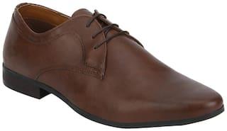 Bond Street Men Tan Formal Shoes - Bss0923