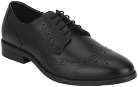 Bond Street By Red Tape Black Formal Shoe