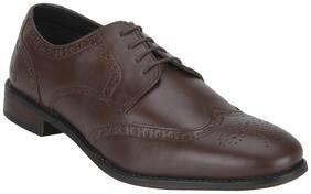 Bond Street Men Brown Formal Shoes - Bss0982