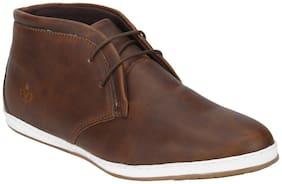 Bond Street Men's Brown Chukka Boots