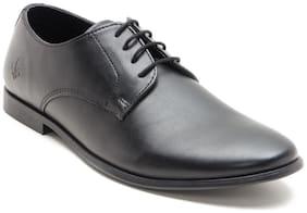 Bond Street Men Black Formal Shoes - Bss0121