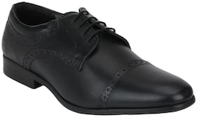 Bond Street By Red Tape Men Black Brogue