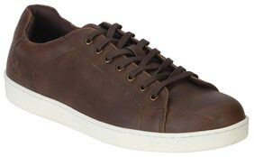 Bond Street Men Brown Casual Shoes