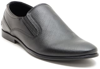 Bond Street Men Black Formal Shoes - Bss0111