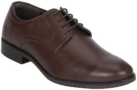 Bond Street Men Brown Formal Shoes - Bse0182
