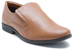 Bond Street Men Tan Formal Shoes - Bss0053