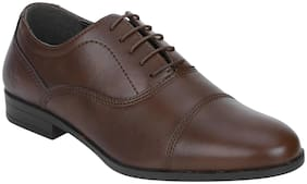 Bond Street By Red Tape Men Brown Formal Oxfords