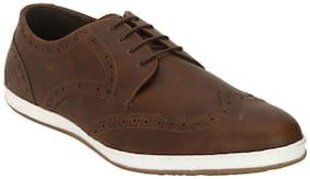 Bond Street Men Brown Casual Shoes - Bss0642
