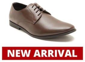 Bond Street Men Brown Formal Shoes - Bss0122