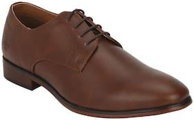 Bond Street Men Brown Formal Shoes - Bse0346