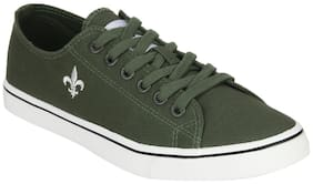 Bond Street By Red Tape Men Olive Sneaker Shoes-BSC0016A OLV-7