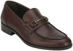 Bond Street Men Brown Formal Shoes - Bse0392