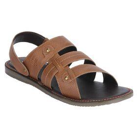 Bond Street Men Brown Sandals & Floaters