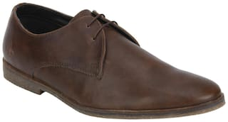 Bond Street Men Brown Formal Shoes - Bss1002