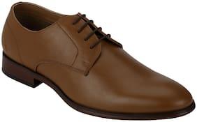 Bond Street Men Tan Formal Shoes - Bse0343