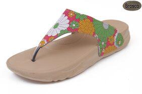 Imported Multi Women's Slippers & Flip flops