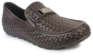 8562df8ce20c1 Buy Men Brown Casual Shoes - Appe-0082brown Online at Low Prices in ...