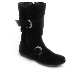 Bruno Manetti Black Calf Boots