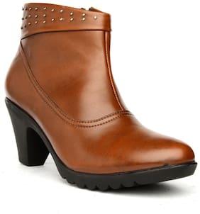 Bruno Manetti Women Black Boot