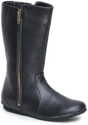 Bruno Manetti Women Black Knee length Boots