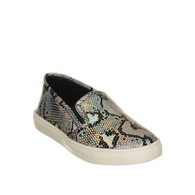 Bruno Manetti Silver Casual Shoes