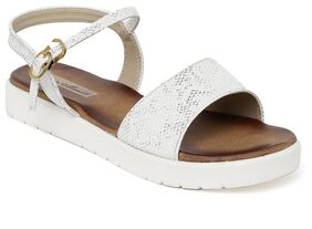 Bruno Manetti White Sandals
