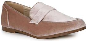 Bruno Manetti Women Beige Loafers