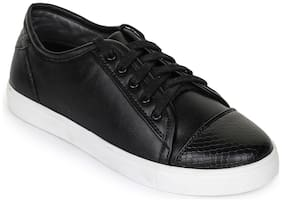 Bruno Manetti Women Black Casual Shoes