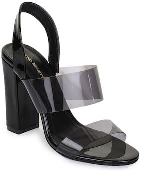 Bruno Manetti Women Black Pumps