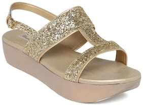 Bruno Manetti Women White Sandals