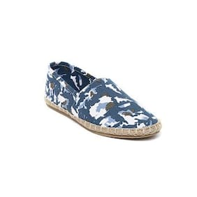 Bruno Manetti Blue Casual Shoes