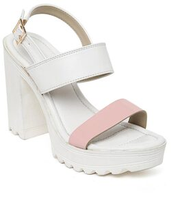 Bruno Manetti Women White Sandals
