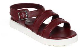 Bruno Manetti Red Sandals