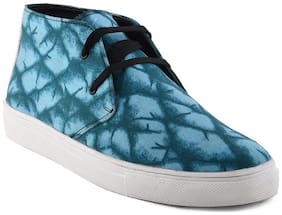 Bruno Manetti Women Blue Casual Shoes