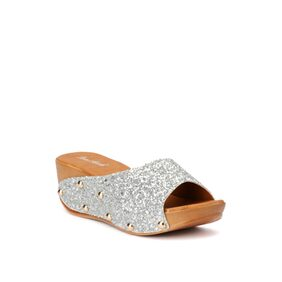 Bruno Manetti Silver Wedges
