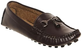 Bruno Manetti Brown Loafers