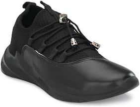Bucik Men'S Black Mesh Casual Shoes
