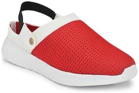 Men Sandals ( Red )