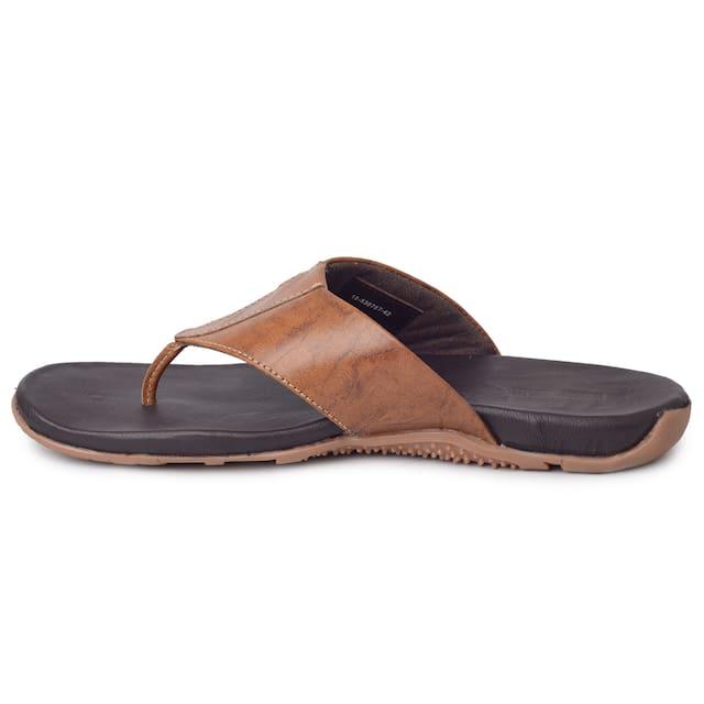 Tan New - Outdoor Primo Buckaroo Slippers Men