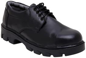 Calaso Men Black Casual Shoes