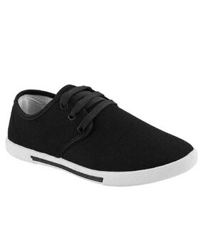 CALCADOS Men Black Casual Shoes